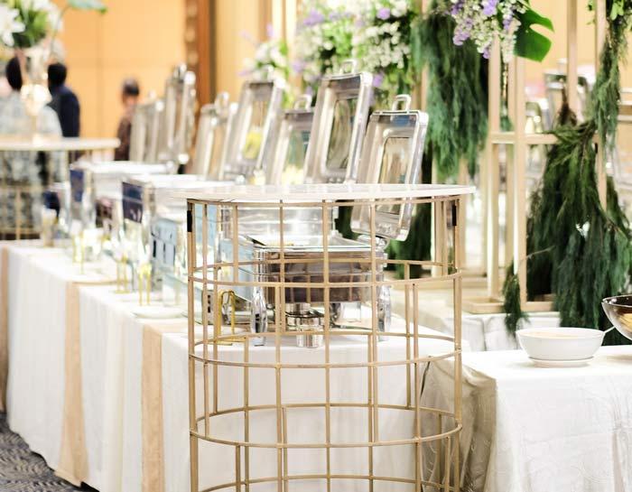 Ablauf Hochzeit Catering